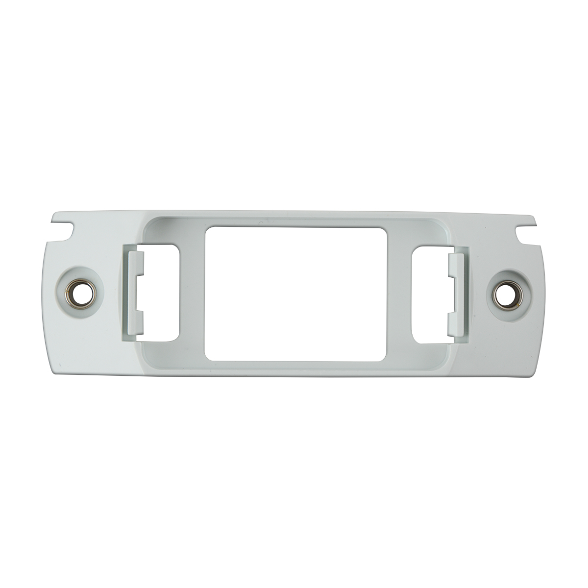 87679 Adapter Mount Rail Style Bracket for Small Rectangular Light
