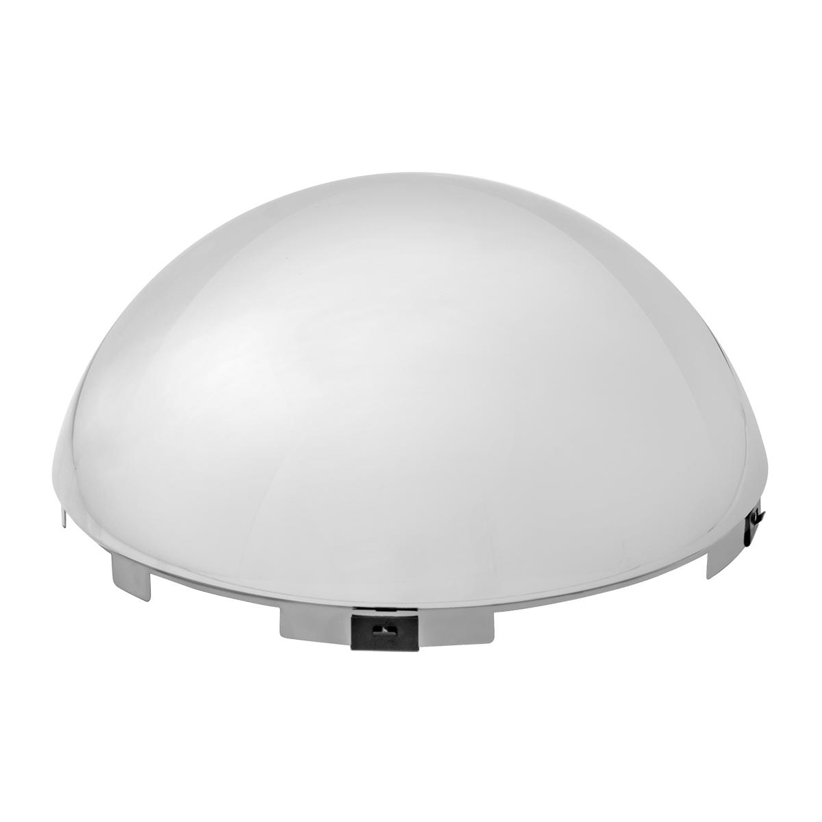 10672 Universal Front Hub Cap in Full Moon Shape