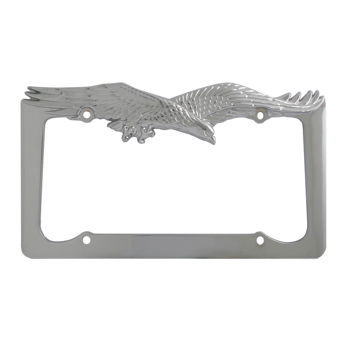 60290 Flyer Eagle License Plate Frame