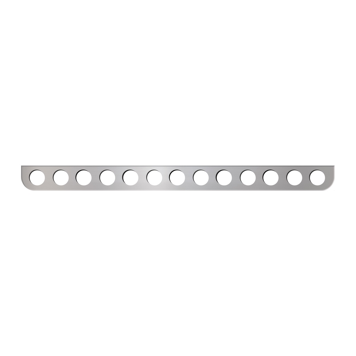 #86029 Stainless Steel 13 Lights Bracket Only