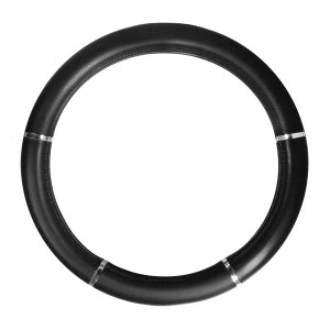 Heavy Duty 18″ Steering Wheel Covers in Deluxe Accents Series