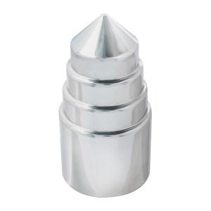 Tower Chrome Plastic Lug Nut Cover