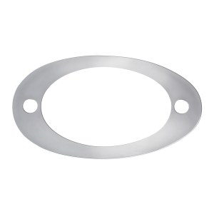 Freightliner Cascadia Exterior Front Side Turn Light Cover
