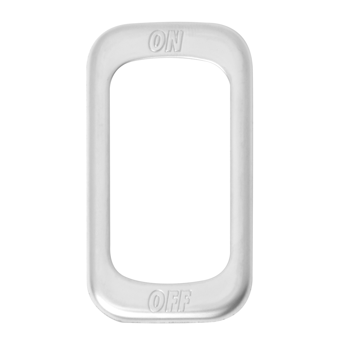 #68881 Switch Guard On/Off Plate
