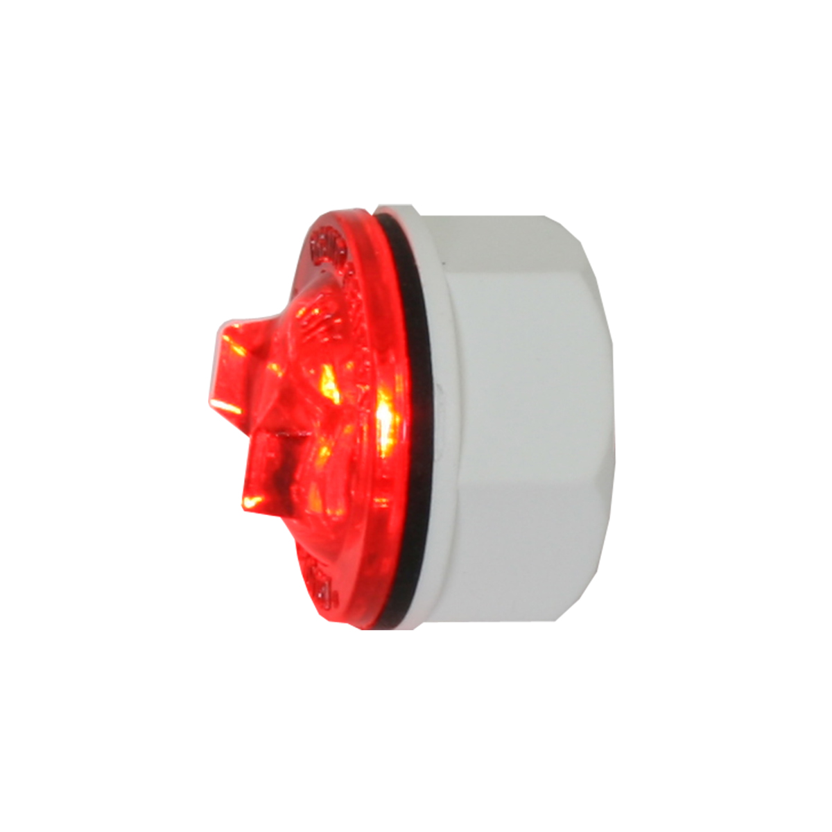 "75282 1"" Dual Function Mini Push/Screw-in Wide Angle LED Light"