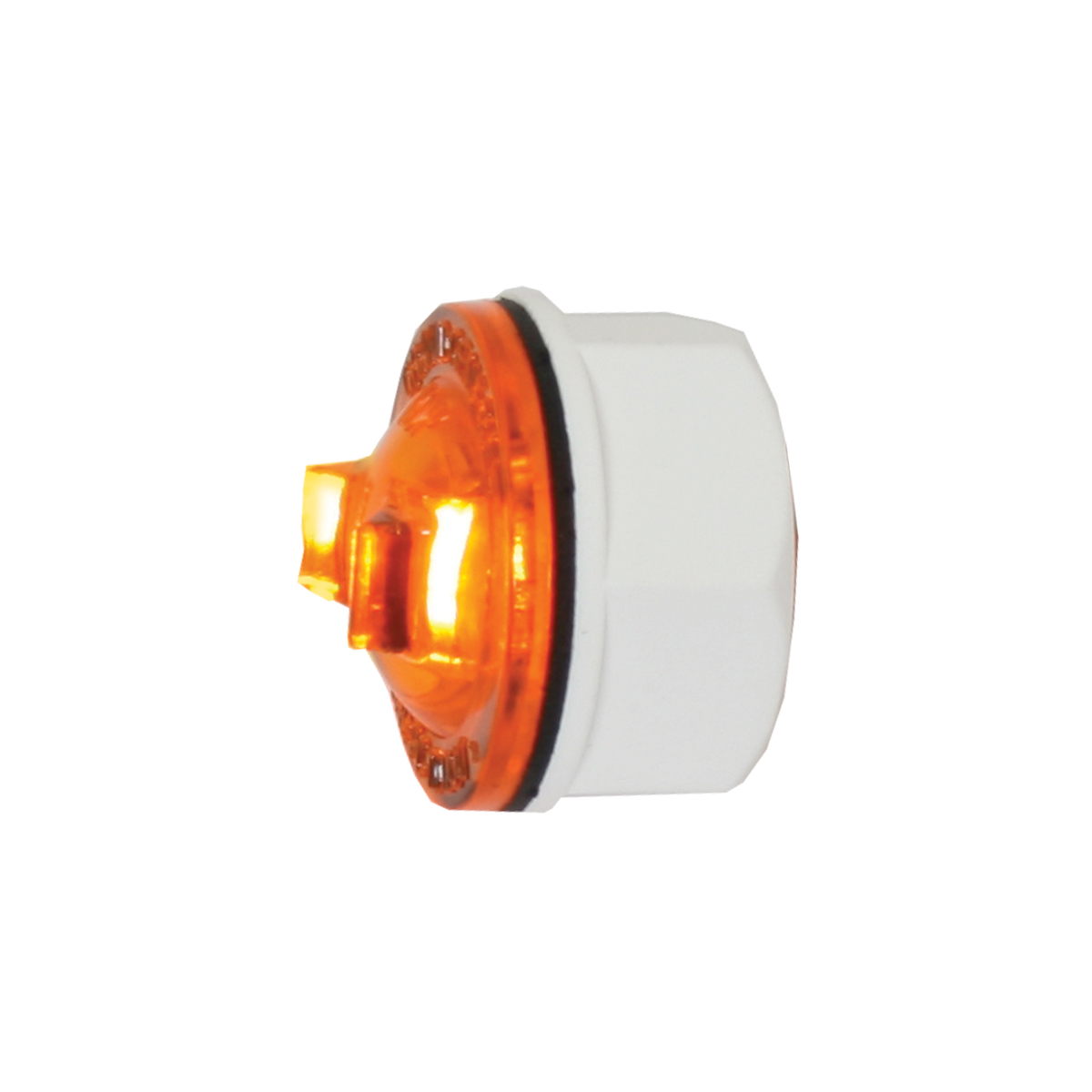 "75280 1"" Dual Function Mini Push/Screw-in Wide Angle LED Light"