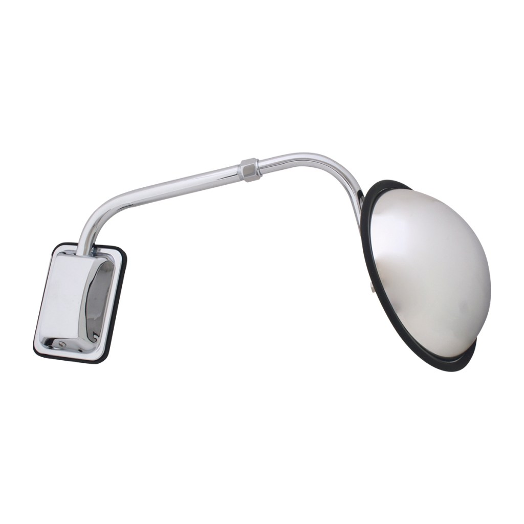 Hood Mount 8 5 Quot Wide Angle Convex Mirror Assembly Grand