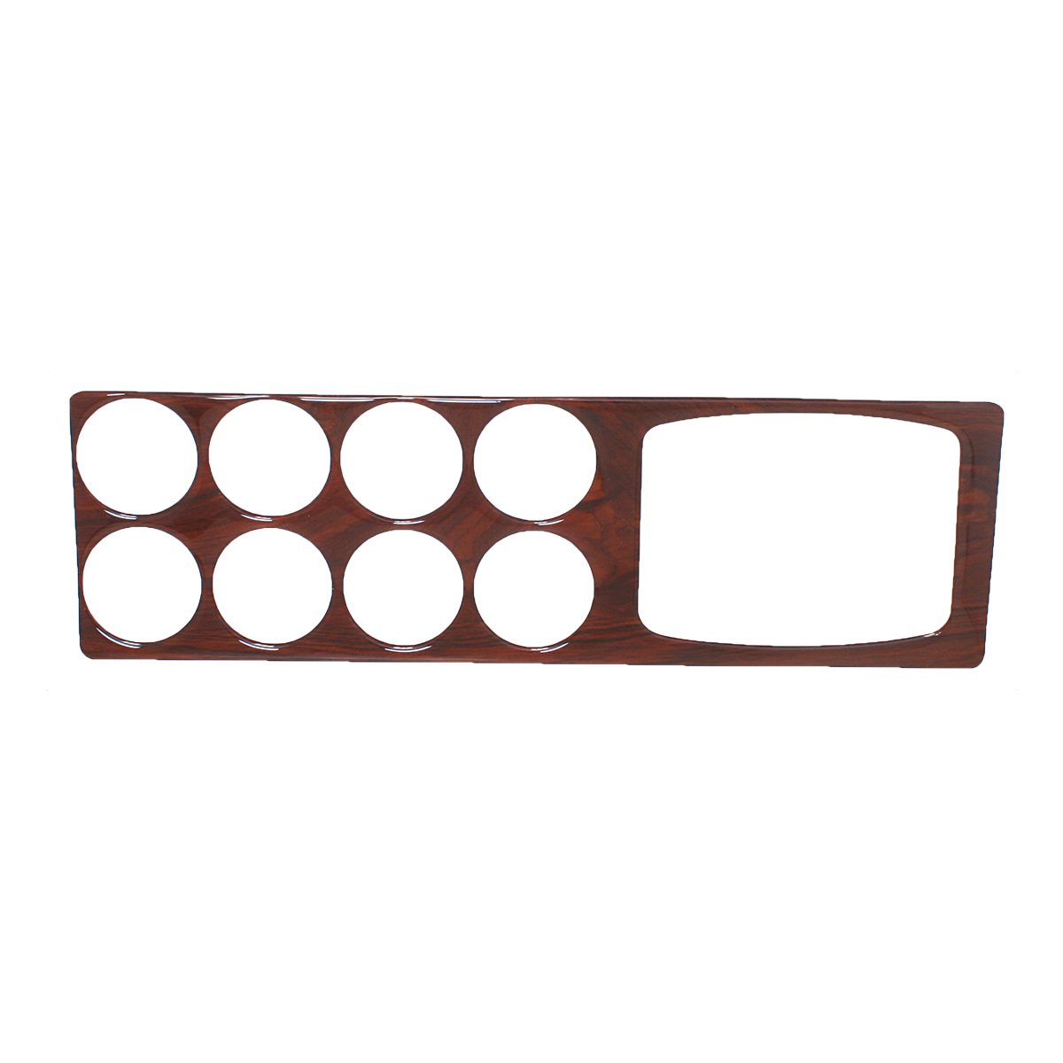 66940 Gauge Trim with Navigation for Kenworth W & T