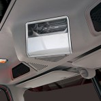 Passenger Side Overhead Storage Pocket for Freightliner