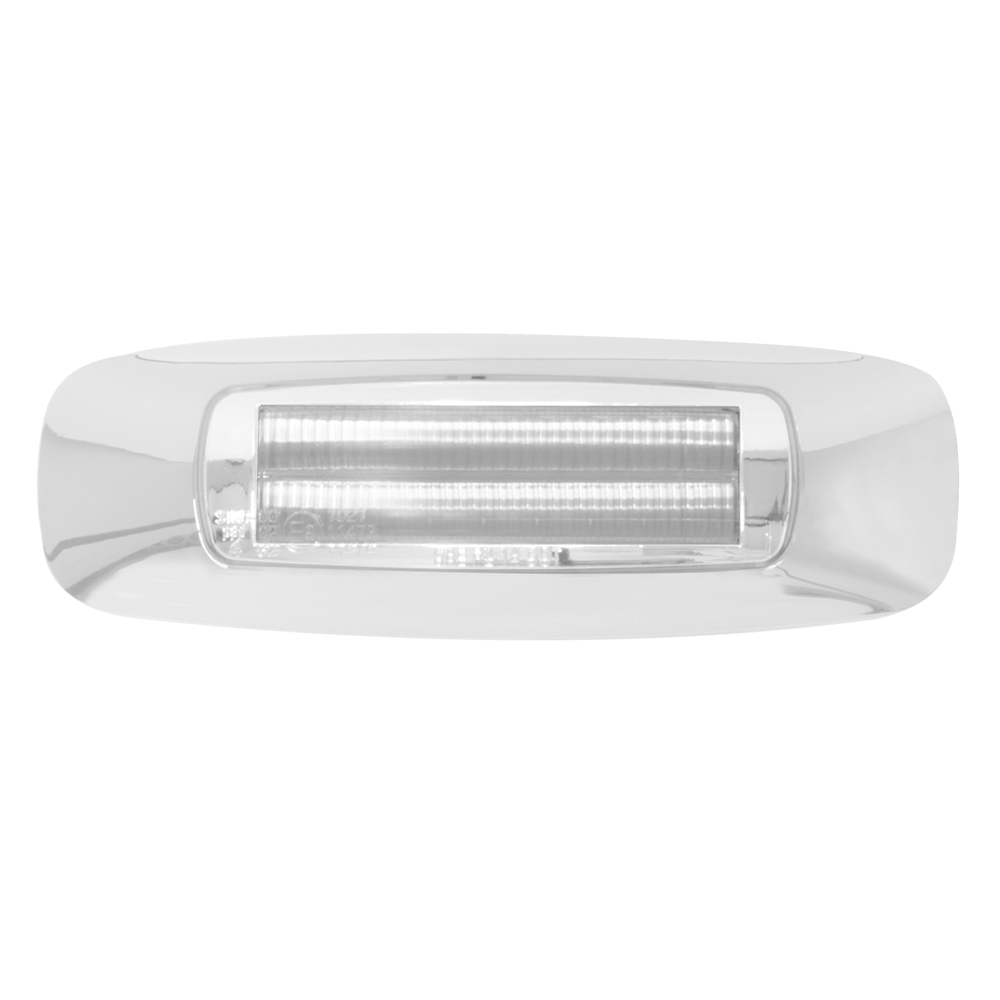 "74731, 74733 & 74734 4-5/8"" Dual Function Rectangular Prime LED Light"