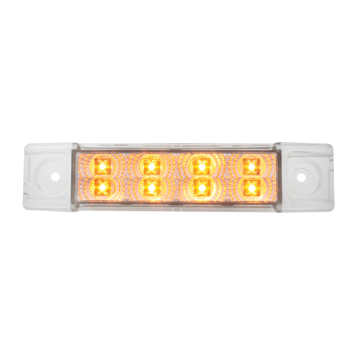 75181 Rectangular Spyder Dual Function LED Light