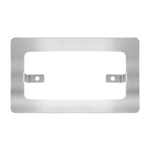 Rectangular Cab Visor Light Bezel for Freightliner & Mack