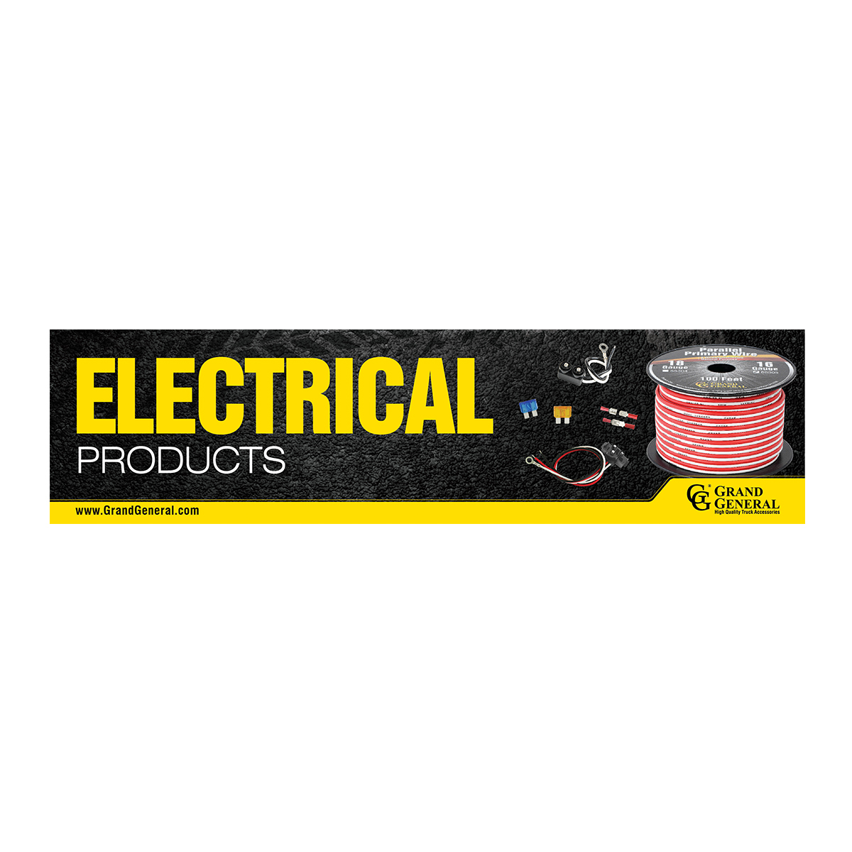 Electrical Display Sign - Grand General - Auto Parts Accessories ...