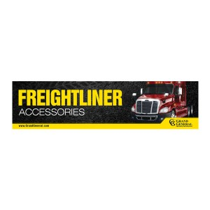 Freightliner Display Sign