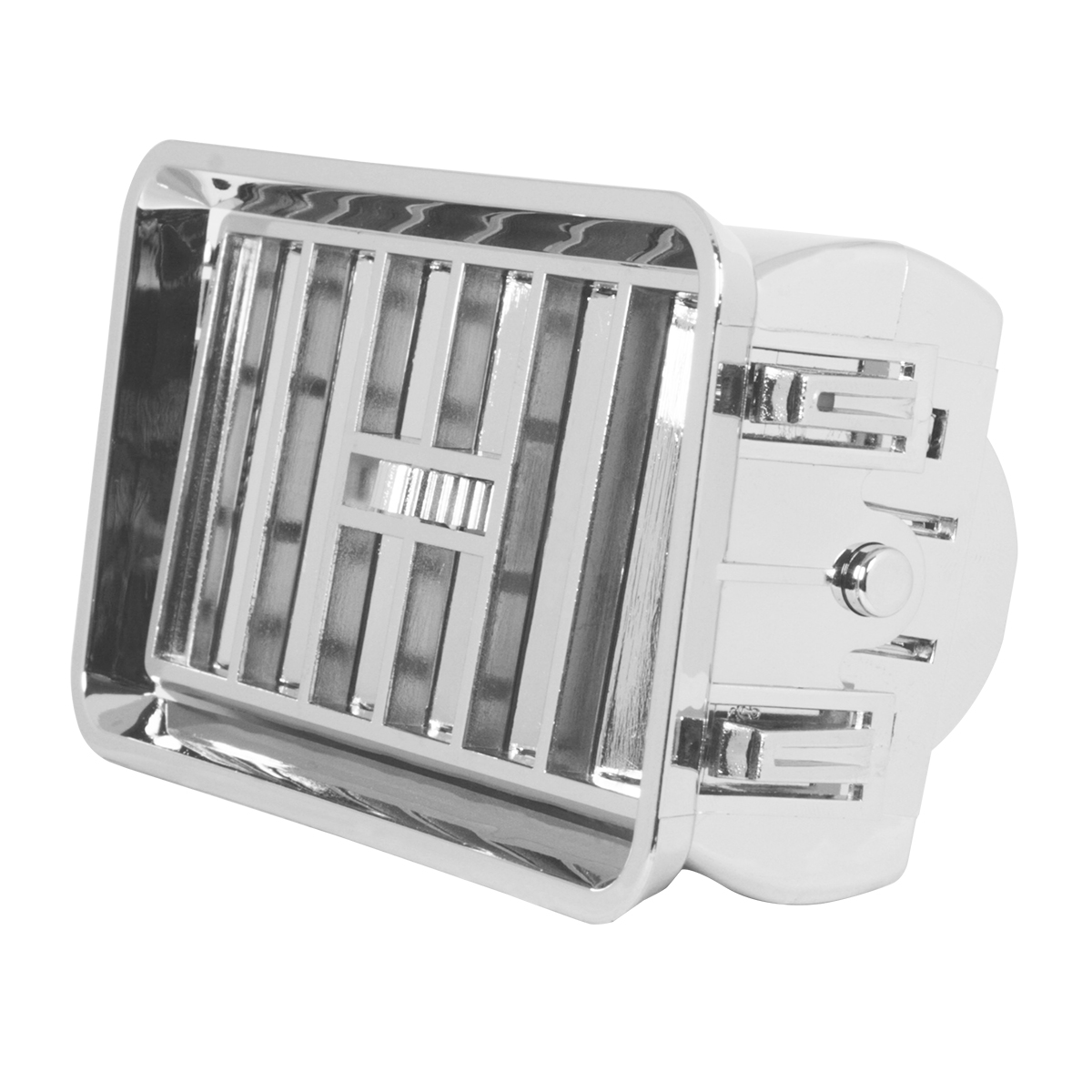 68425 A/C Vent with Adjustable Louver and Frame for Freightliner Classic/FLDs