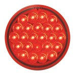 12/24V Multi-Voltage 4″ Pearl LED Light