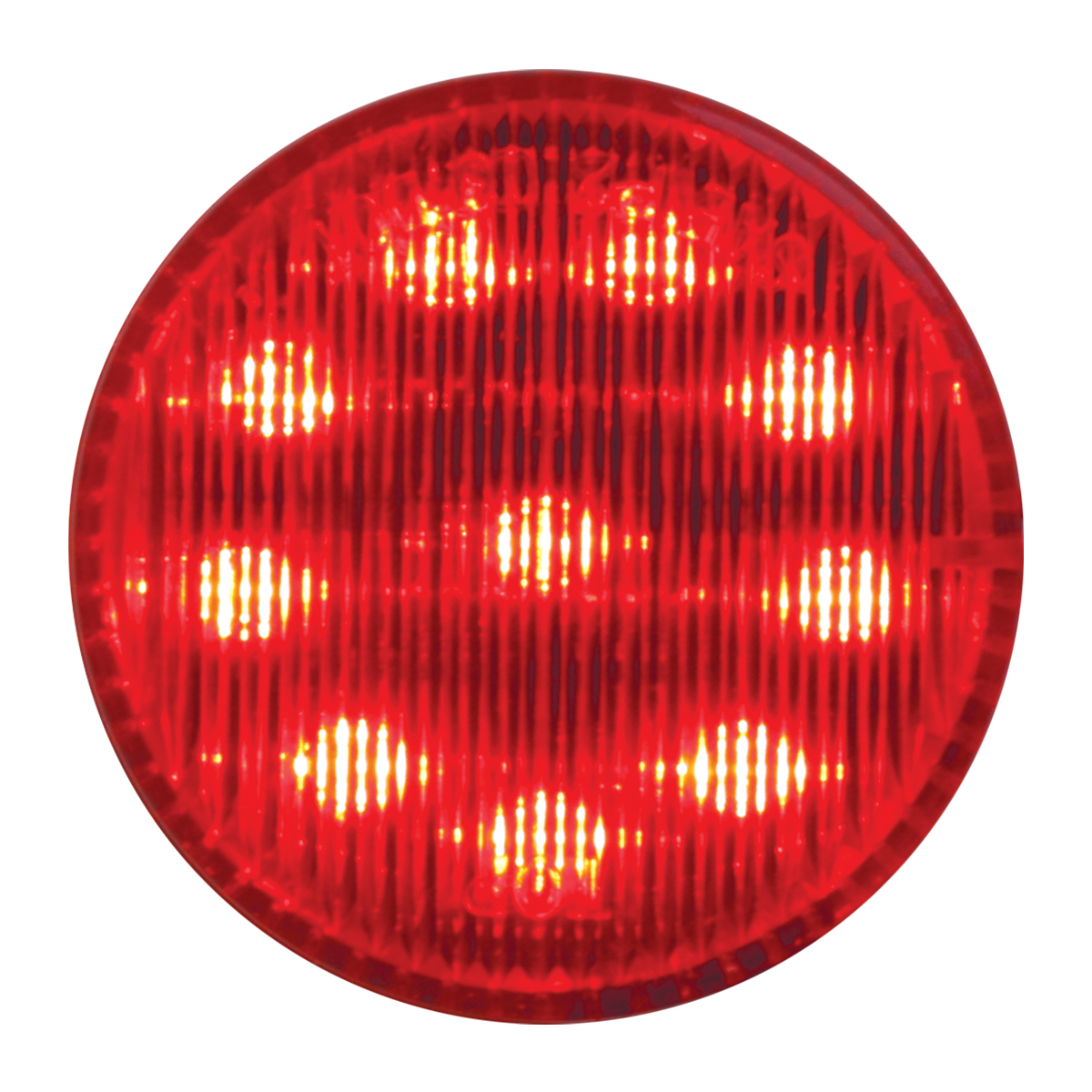 "75111 24V 2"" Round Fleet LED Marker Light"