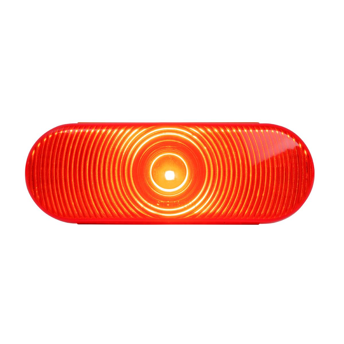 75851 Oval Single High Power LED Sealed Light