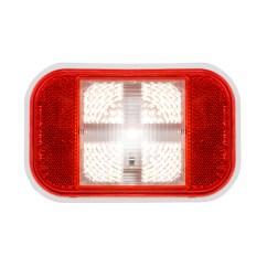 Stop Lamp Led Grand New Veloz Radiator Avanza Rectangular Single High Power Sealed Light
