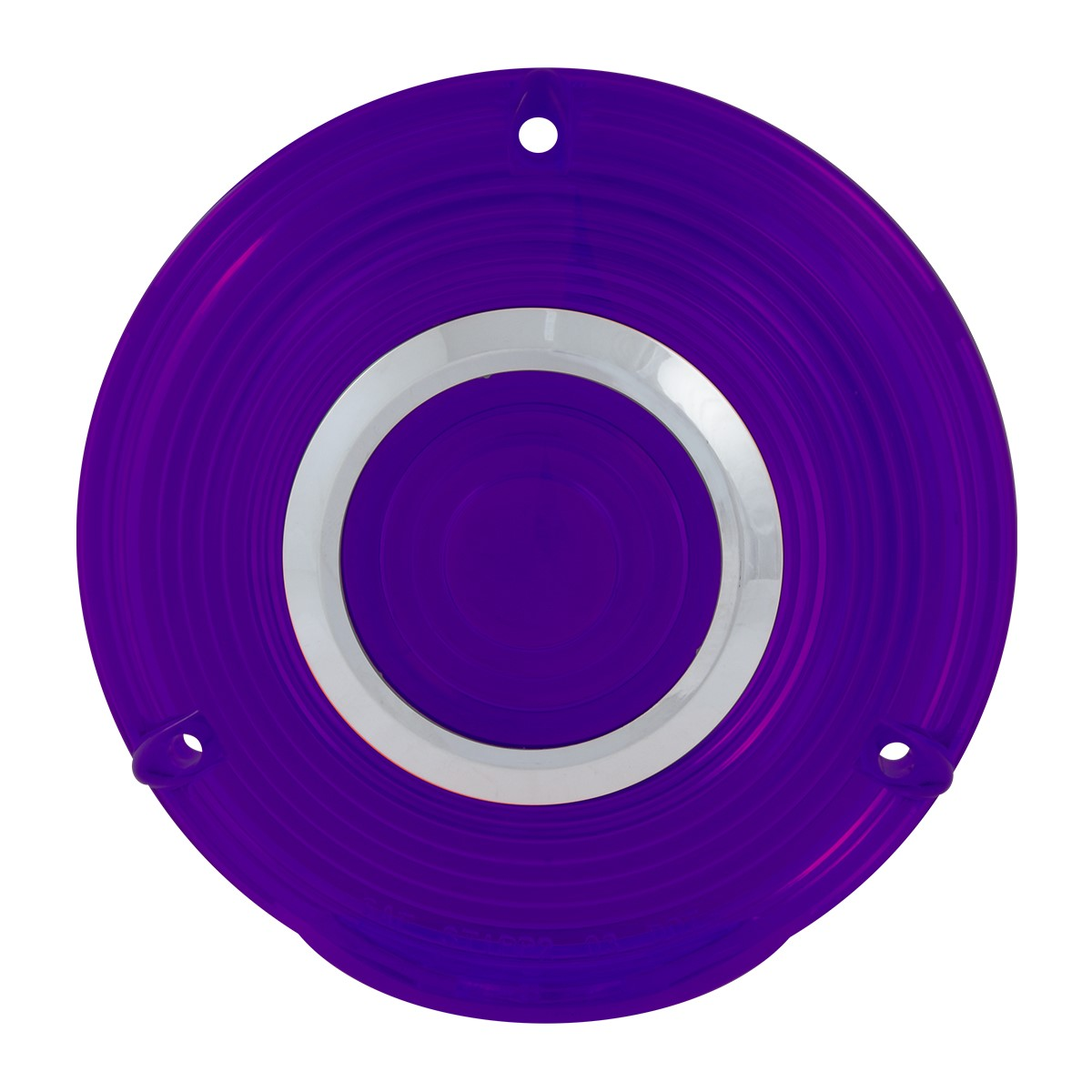 Grand General 86723 Purple Plastic Lens w/ Chrome Rim