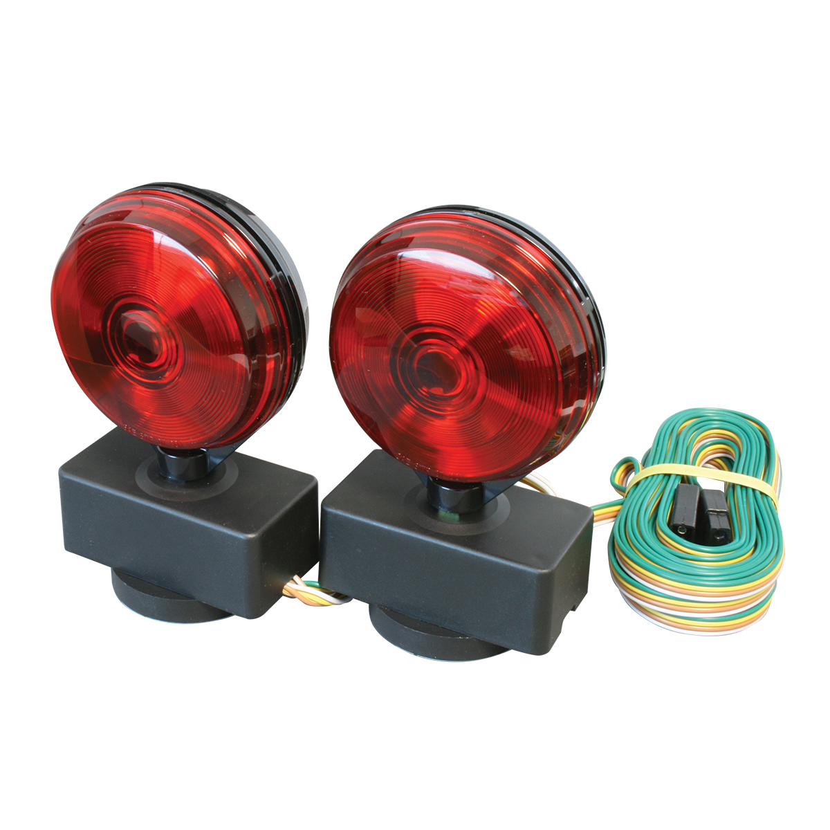 "4"" Towing Light Kit with Magnetic Base"