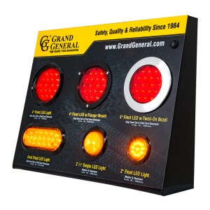 Fleet LED Series Light Display