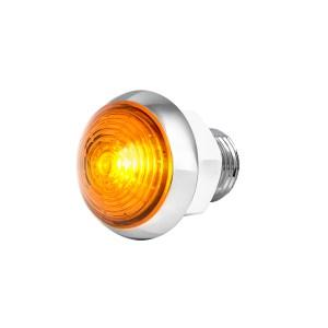 1-1/4″ Mini Moon Dual Function LED Light Classic Style Lens