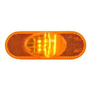 Oval Side Marker & Turn LED Light