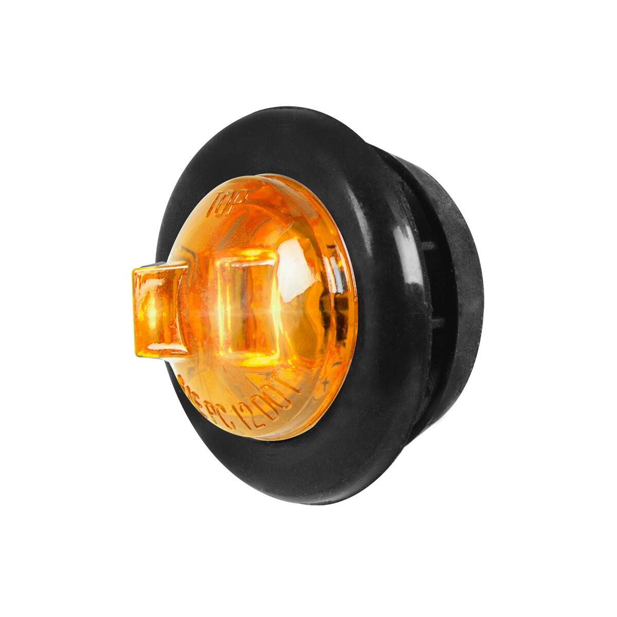 """UTVs Towing Trailers RVs ATVs GG Grand General 75280 1/"""" Dual Function Mini Wide Angle LED Light for Trucks"""