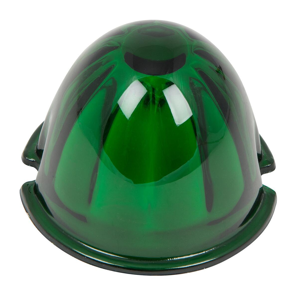 "3.5"" Watermelon Style Glass Lens"