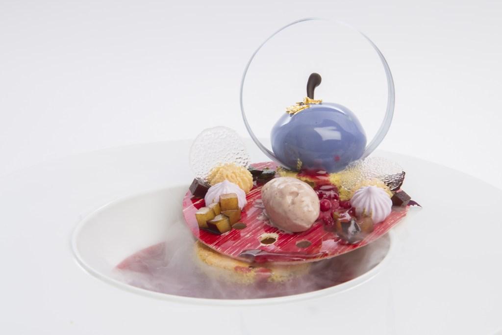Drei-Komponenten-Dessert/Martin Studeny/©Melanie Bauer, Photodesign
