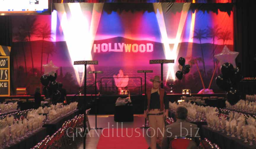 Corporate Events  Grand Illusions