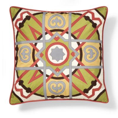 Zula Outdoor Throw Pillow Grandin Road