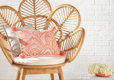 Indoor Rattan Furniture A Natural Art Form Grandin Road