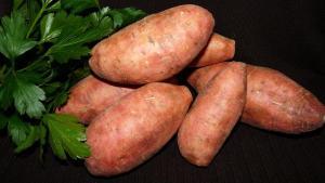 Ensemble de patate douce