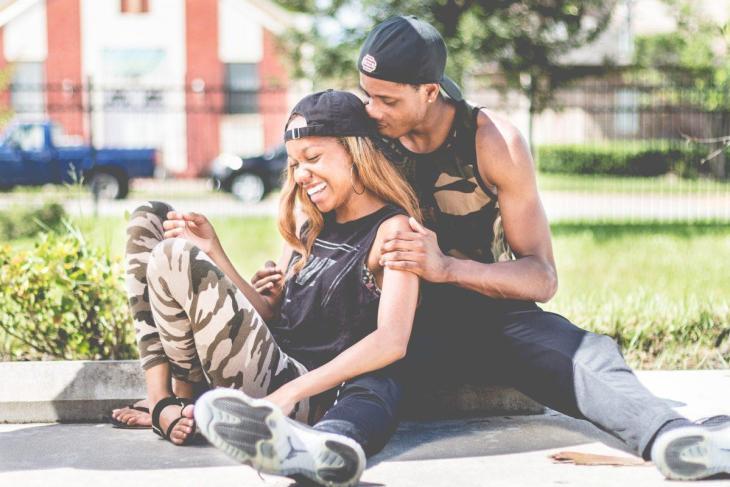 Echange d'émotions dans un couple