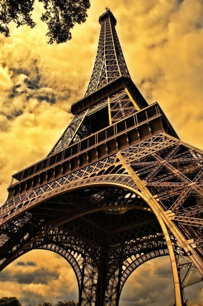 Voir la Tour Eiffel en rêve