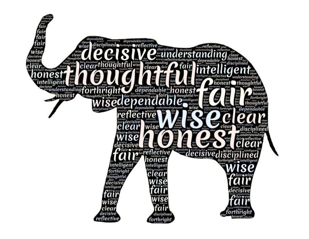 L'animal totem éléphant
