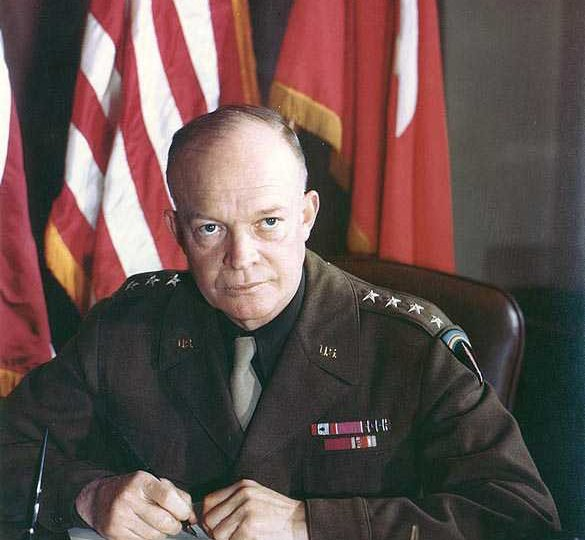 Militaire, général, président et créateur de la matrice à laquelle il laisse son nom
