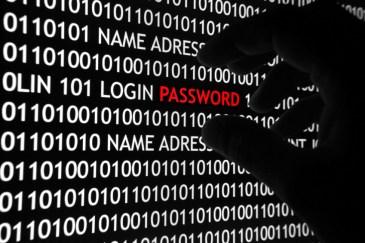 Computer security concept