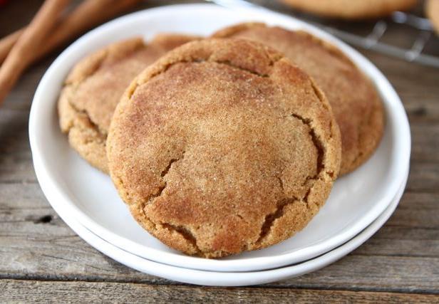 Печенье койотас с жареным сливочным маслом