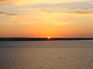Grand Lake Summer Solstice Sunrise 2012