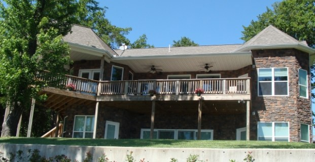 Grand Lake waterfront home