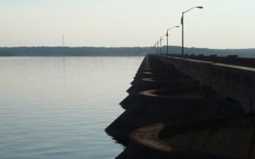 Grand Lake Oklahoma Pensacola Dam