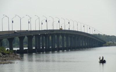 Sailboat Bridge Grand Lake Oklahoma