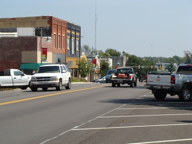 Downtown Grove, Oklahoma