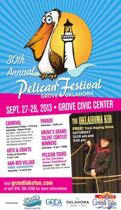 2013 Pelican Festival Grand Lake