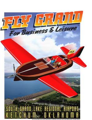 South Grand Lake Regional Airport