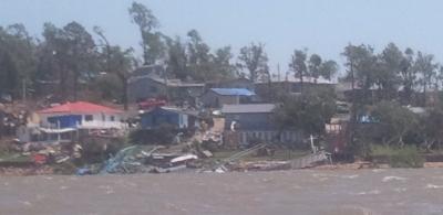 Grand Lake Tornado Damage
