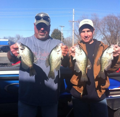 March 17 Fishing Report